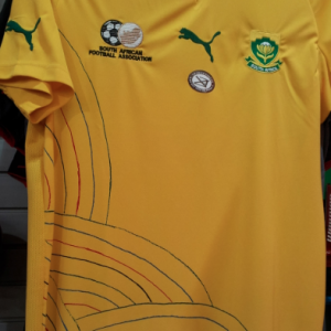 Bafana Bafana Away Kit 2012 2013