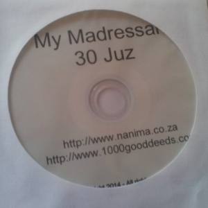 My Madressah - 30 Juz ayah by ayah Amma Para