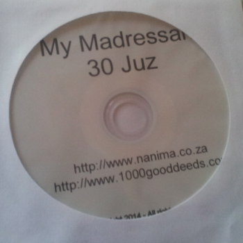 My Madressah – 30 Juz ayah by ayah Amma Para