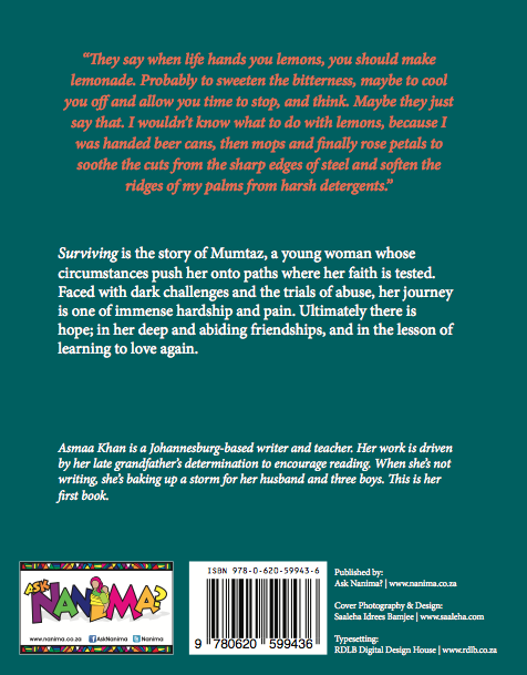 Surviving back cover